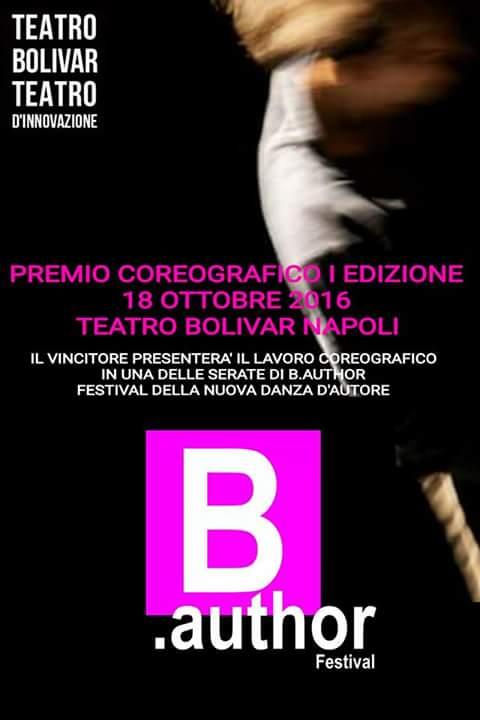 premio coreografico b author